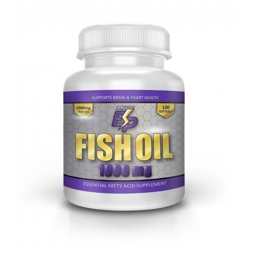 Fish Oil 1000mg (рыбий жир)